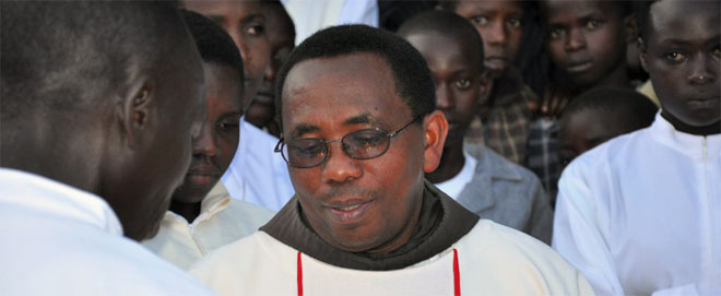 Kizito Ngomanzungu - Parish priest of Kivumu Parish