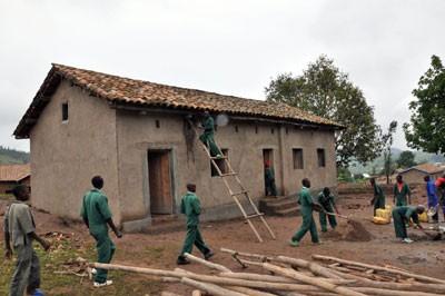 Renoviranje u Musengu
