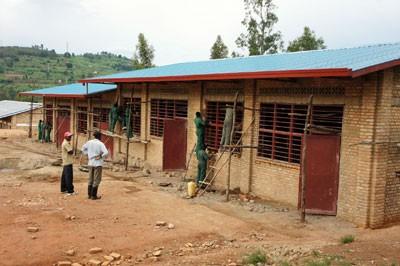 Primary School classrooms - new