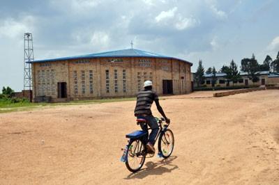 Kivumu parish church
