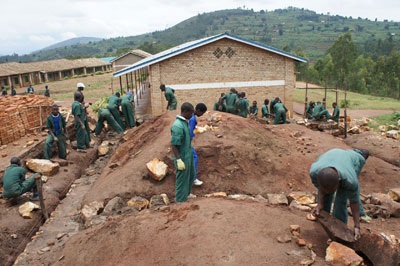 We're Building Two New Classrooms for Our Children