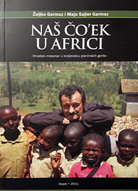 knjiga Naš čo'ek u Africi