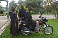 A Motorbike for our Friary and School