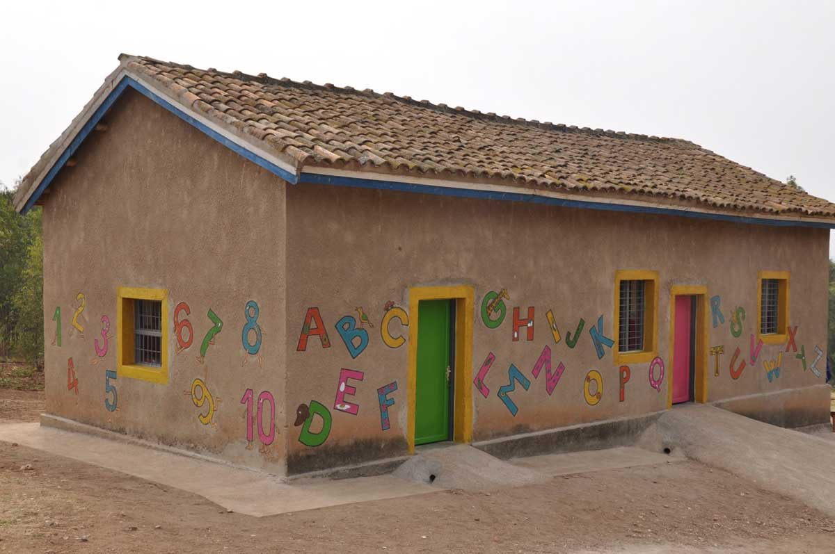 Kindergarten in Kivumu