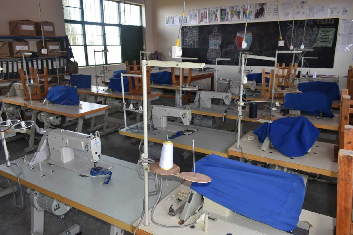 Tailoring Section