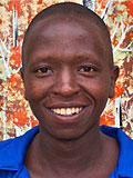 Valens Mutungirehe - Teacher - Welding Section