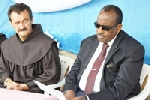 A Visit by Rwandan MPs