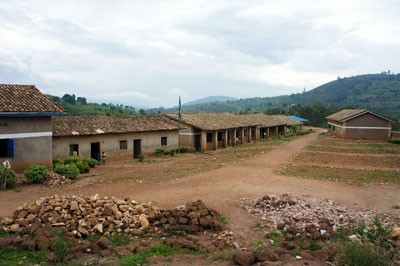 Primary School classrooms - old